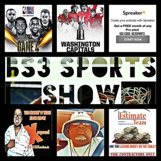 "BS3 Sports Show - ""Straight Brooms Homie"""