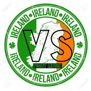FIGHT MUSIC \\ U2  .vs.  IRELAND //