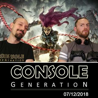 Darksiders III, The Game Awards 2018 e altro! - CG Live 07/12/2018