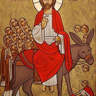 Domingo de Ramos, el deseo apasionado de Jesús de salvarte