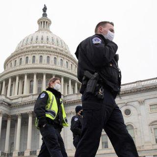 La maledizione di Capitol Hill, 4 agenti suicida