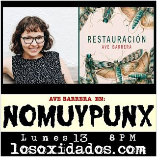 NoMuyPunx con Ave Barrera