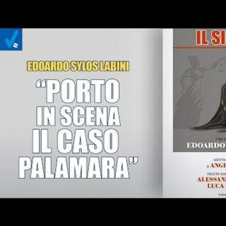 "Edoardo Sylos Labini: ""Porto il caso Palamara in teatro"""