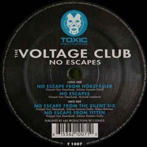 The Voltage Club - No Escape