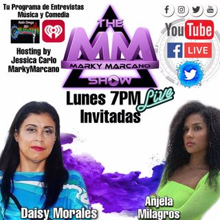 INVITADAS -ORANGE COUNTY SUP DAISY MORALES  -LA CANTANTE ANJELA MILAGROS POWERED BY THEMMTV STUDIOS