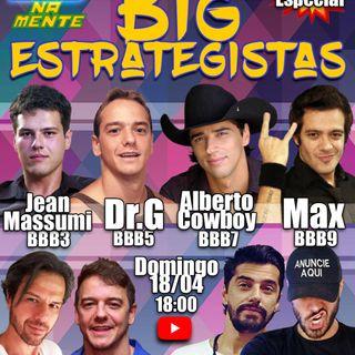 BBB - Alberto Cowboy, Dr G, Jean Massumi e Max Porto - Fogo no Parquinho  Joga BBB Na Mente 10