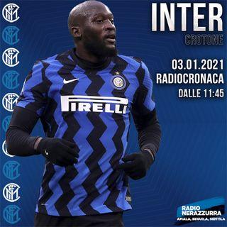 Post Partita - Inter Crotone 6-2 - 210103