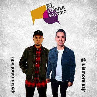 CAP01 El Conversatorio con Daniel Rebolledo IPETRI - Luis Morales Jr - Miel San Marcos.
