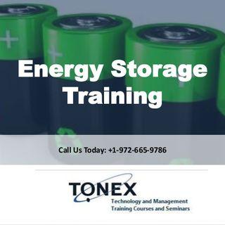 Energy Storage Training & Courses 2018