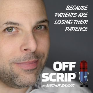 Welcome to OffScrip with Matthew Zachary (Teaser)