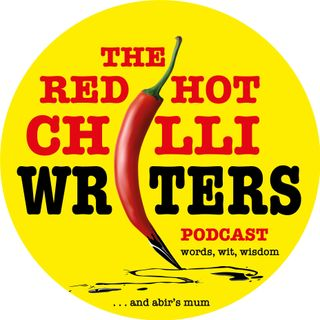 Episode 43 - Saima Mir, The Khan, royal shenanigans, Craig Sisterson, Australian & NZ crime fiction