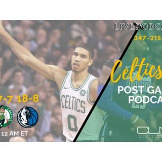 POSTGAME: Celtics @ Mavericks | Dec. 18 | Kemba Walker | Kristaps Porzingis
