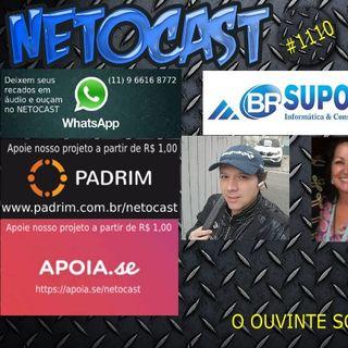 NETOCAST 1110 DE 28/01/2019 - O OUVINTE SOLTA A VOZ!