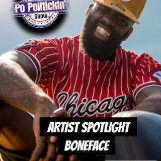 Artist Spotlight - Boneface | @Bonefaceink