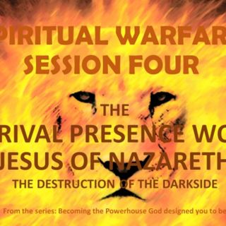 SW VOL 3 SESSION-PART 4 JESUS ARRIVAL PRESENCE WORKS WORDS