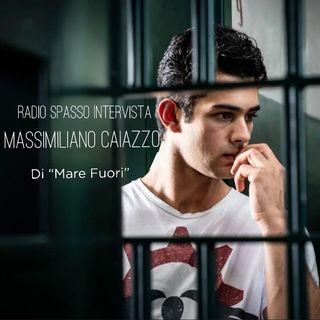 """Interview Corner - Massimiliano Caiazzo di """"Mare Fuori"""""""