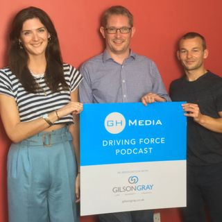 GH Media Driving Force Podcast - Episode 1