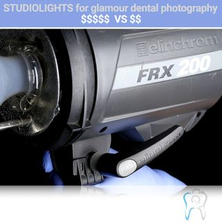 Studiolight options for dental photography both economic & expensive