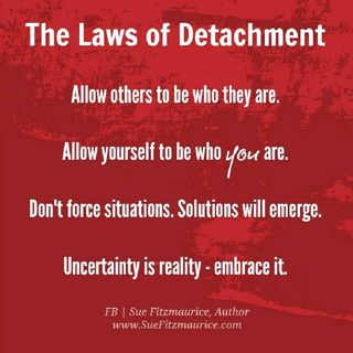 Episode 9: The Laws of Detachment