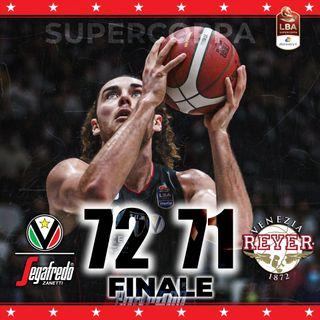 LBA Supercoppa Semifinale | Post Partita Virtus Segafredo - Umana Reyer Venezia