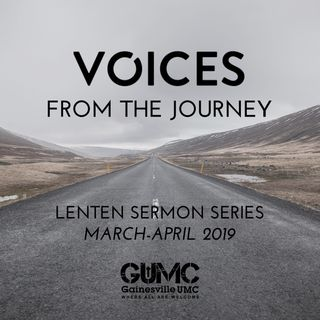 Voices From The Journey: Finding Our Voice - Pastor Sean Gundry - 3/31/19