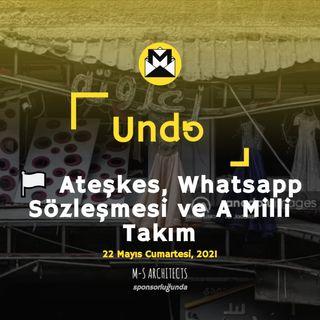 🏳️ Ateşkes, Whatsapp Sözleşmesi ve A Milli Takım