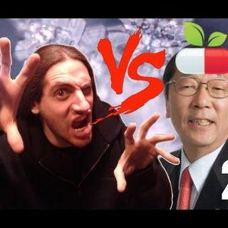Masaru Emoto e Omeopatia ANDATEVENE VIA! - #MasaruÉmoRto [2/4]
