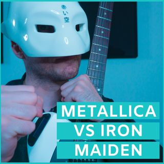#34 - METALLICA VS IRON MAIDEN: CHI HA IL MARKETING MIGLIORE?