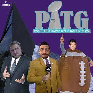 Pass The Gravy #212: Radio Row