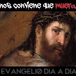 Nos conviene que muera - Evangelio del 24/03/2018 – Sábado V de Cuaresma - Jn 11, 45-56