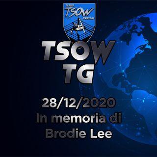 TSOW TG 28/12/20 - In memoria di Brodie Lee