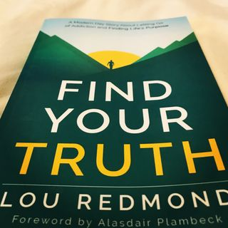 Episode 142: Truth Set Him Free (Lou Redmond from Live a Great Story)