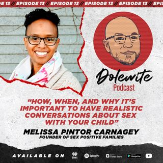 How to talk to your kid about sex with Melissa Pintor Carnagey, founder of Sex Positive Families