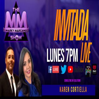 THEMMSHOW INVITADA Karen Cortiella  ANIMANDO por  Eddie Santiago Los DPR -Powered by THEMMTV Studios