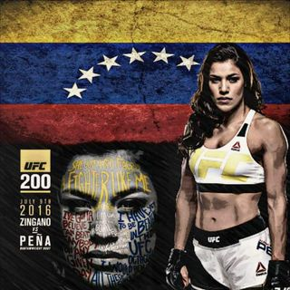 Fightlete Interview with UFC 200 Julianna Pena