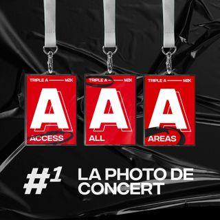 #1 - La photo de concert