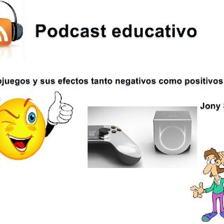 "Podcast Educativo: ""Videojuegos"""