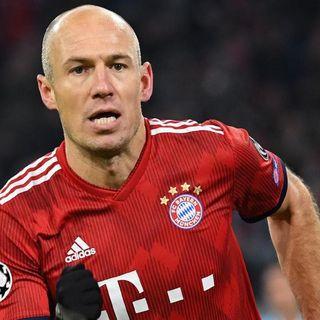 Calciomercato, Lazio: Robben proposto a Lotito