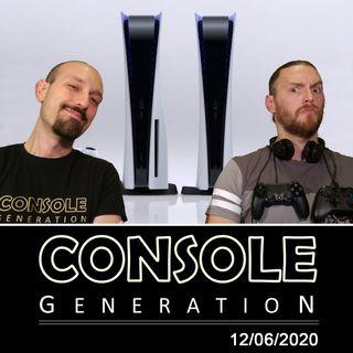 PS5: finalmente la console e i giochi! - CG Live 12/06/2020