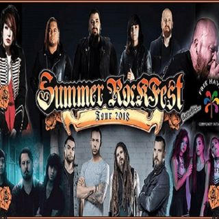 IGTS LLC's Edition Of The ROCK Lounge: The Summer RockFest Tour 2018