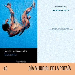La Tarasca - Día Mundial de la Poesía: Tertulia con Nieves Chillón y Gerardo Rodríguez Salas (#8)