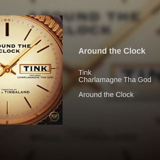 TINK - Around The Clock (Instrumental)