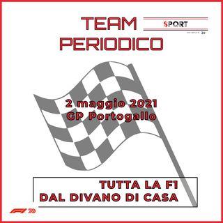 F1 Portogallo 2 maggio 2021