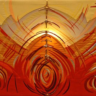 The Spirit of Pentecost~Listening to the Heart of Another  The Rev. Jeremiah Griffin June 09, 2019