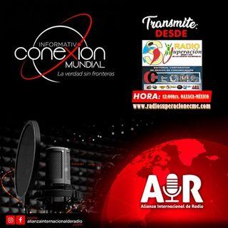 NOTICIERO CONEXIÓN MUNDIAL AIR - 22 JUNIO 2020