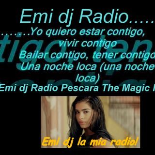 Bailando..Emi dj Radio yo quiero estar..