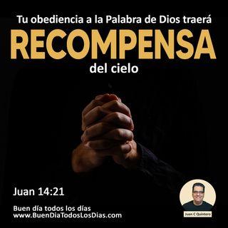 Elijo ser obediente