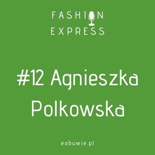Stacja #012 - Szczepan Rozmawia z Agnieszką Polkowską o tym,  kto wygra walkę trend eko, czy cyfryzacji
