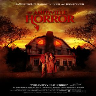 The Podcast From Another World - The Amnityville Horror