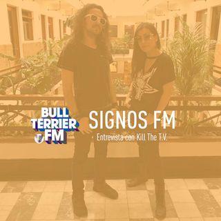 SignosFM #528 con Kill The T.V.